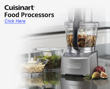 Cuisinart Factory Outlet Food Processors
