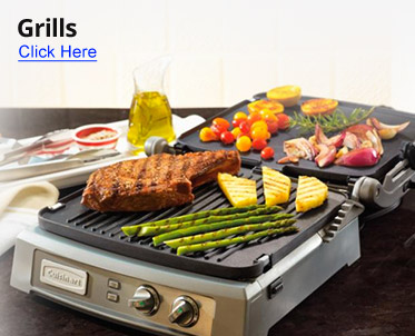 Cuisinart Factory Outlet Grills