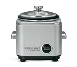 Cookers cuisinart crc 400