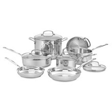 Cuisinart Cooking Sets  9 to 11 Piece Sets cuisinart 77 11g