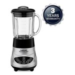 Duet Blender/Food Processor Brushed Chrome