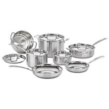 Cuisinart Cooking Sets  12 to 14 Piece Sets cuisinart mcp 12n