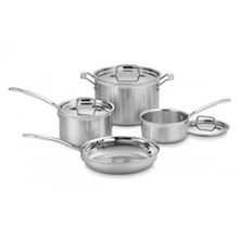 Cuisinart Cooking Sets  6 to 8 Piece Sets cuisinart mcp 7n
