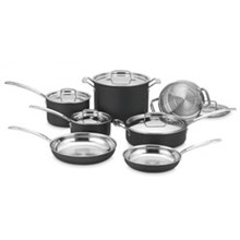 Cuisinart Cooking Sets  12 to 14 Piece Sets cuisinart mcu 12n