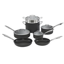 Cuisinart Cooking Sets  9 to 11 Piece Sets cuisinart dsa 11