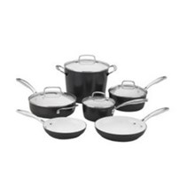 Cuisinart Cooking Sets  9 to 11 Piece Sets cuisinart 59i 10bk