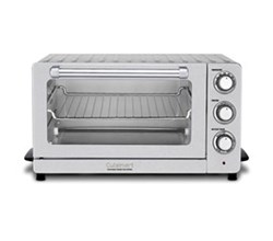 Toasters and Ovens cuisinart tob 60fr convection toaster oven broiler