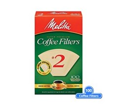 Filters  melitta cone coffee filters