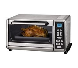 Toasters and Ovens cuisinart cto 140pcfr convection toaster oven broiler