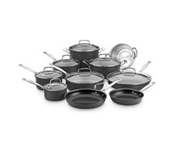 Cuisinart Cooking Sets  15 to 17 Piece Sets cuisinart 66 17n