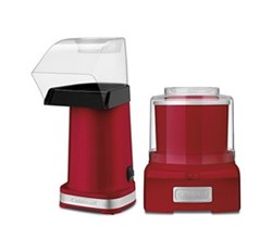 Popcorn Makers cuisinart cpm 100 ice 21r
