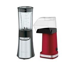 Popcorn Makers cuisinart cpb 300 cpm 100