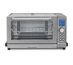 Toasters and Ovens cuisinart tob 135fr deluxe convection toaster oven broiler