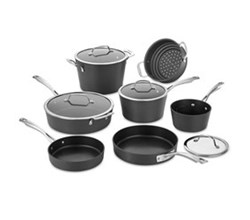 Cuisinart Cooking Sets  9 to 11 Piece Sets cuisinart 62i 11