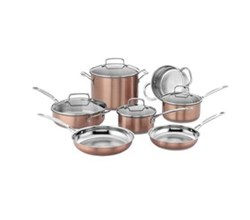 Cuisinart Cooking Sets  9 to 11 Piece Sets cuisinart css 11bu