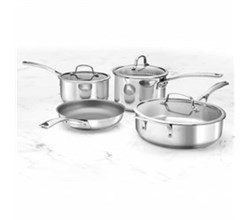 Cooking Sets cuisinart forever stainless collection 11 piece set